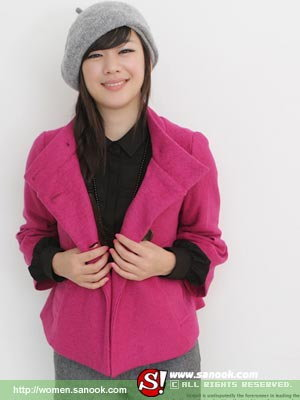 แฟชั่นเกาหลีต้อนรับลมหนาว