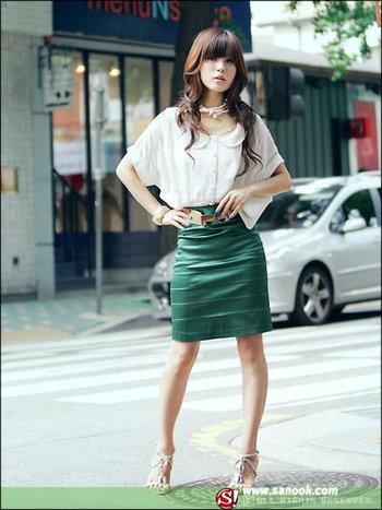 แฟชั่นเกาหลี สไตล์สาวOffice