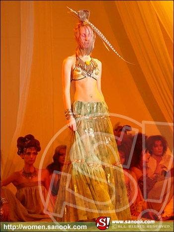 L\'oreal Professionnel Hair Fashion Week 2005
