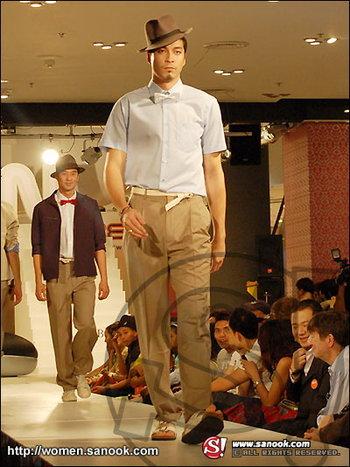 His Summer Concept - ZEN Mens Show