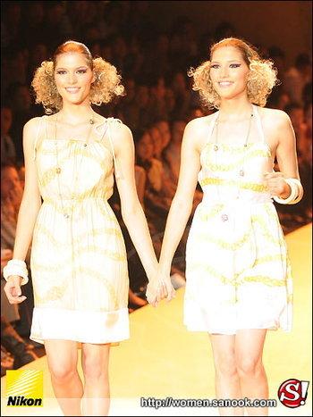 ELLE Fashion Week 2006 : BOUDOIR