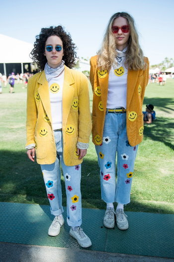 Coachella Street Styles 2017