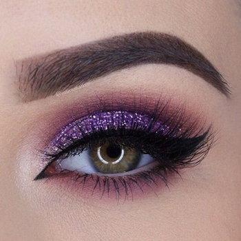 แต่งหน้าโทน สี Ultra Violet