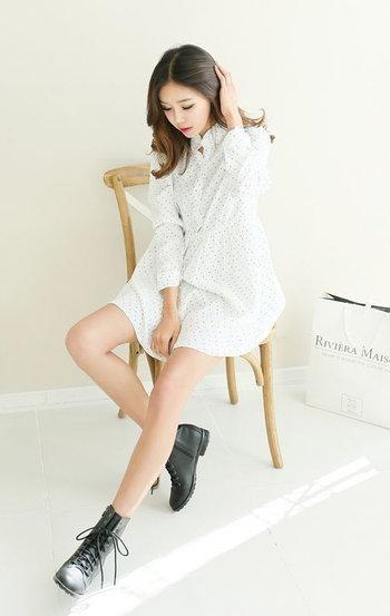 ห้ามพลาด 20 ไอเดีย All White Style คุมโทนเก๋ๆ สไตล์สาวมินิมอล