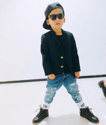 แฟชั่นเด็ก จาก twintachai