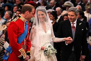 ชุดแต่งงานของเจ้าหญิงเคท