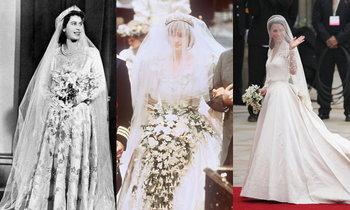 เจ้าสาวแห่งราชวงศ์อังกฤษ