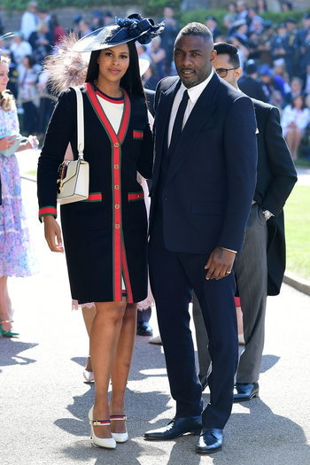 Idris Elba นักแสดงมากฝีมือชาวอังกฤษและภรรยา Sabrina Dhowre