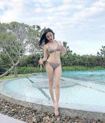 ไอเดียแฟชั่นชุดว่ายน้ำสไตล์ดาราไทย ฮอตฉ่ามากแก