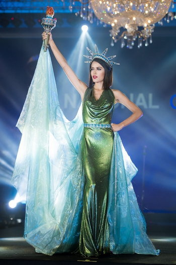 Miss Grand United States Of America (สหรัฐอเมริกา)