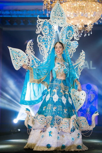 Miss Grand India(อินเดีย)