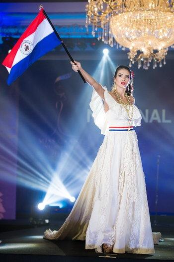 Miss Grand Paraguay1(ปารากวัย)