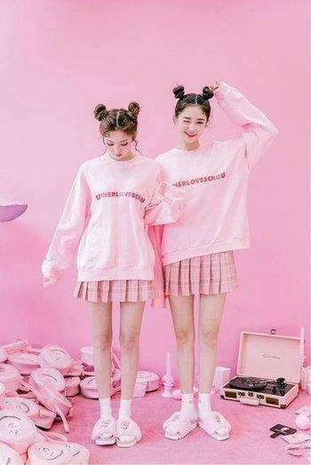 BABY PINK FASHION รวมแฟชั่นโทนสีชมพูอ่อน หวานแบบมีระดับ!