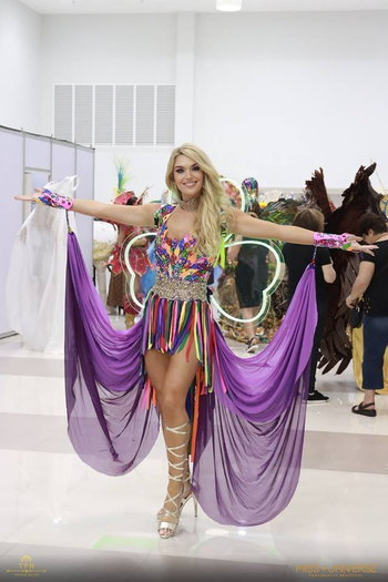 Miss Universe Ireland 2018