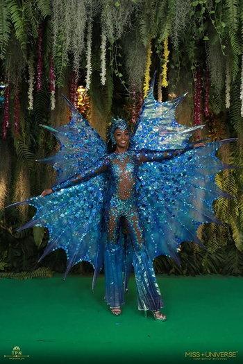 Miss Universe Barbados 2018