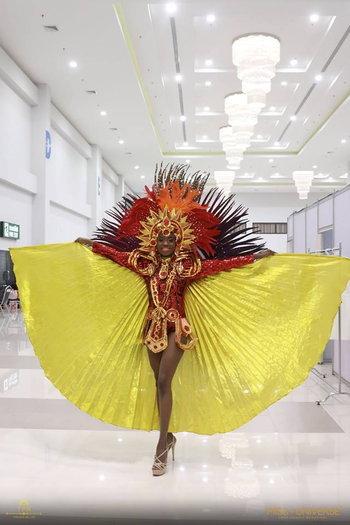 Miss Universe Haiti 2018