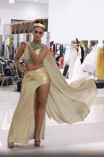 Miss Egypt Universe 2018