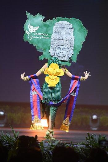 Miss Universe Cambodia 2018