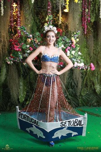 Miss Universe Portuguesa 2018