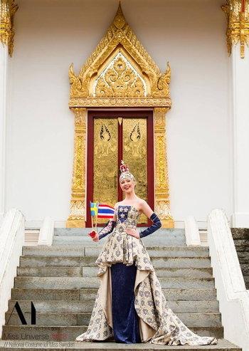Miss Universe Sweden
