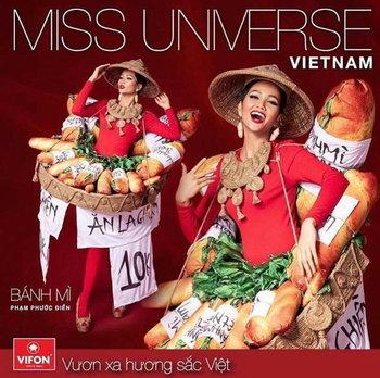 Miss Universe Vietnam 2018