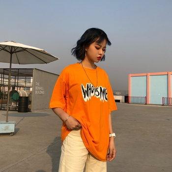 แฟชั่นสีส้มนีออน