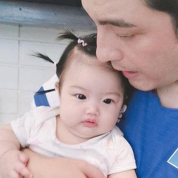 น้องวีจิ ลูกพ่อหนุ่ม ศรราม