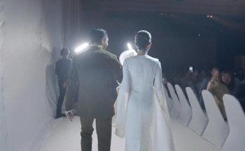 ใบเตย สุวพิชญ์ ชุดแต่งงาน
