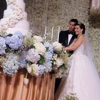 ชุดแต่งงานแองจี้ เฮสติ้ง