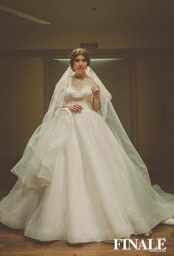 ชุดแต่งงาน เจนนี่ เจนนิเฟอร์