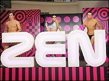 ZEN Body Sense 2007