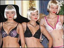 ไทรอัมพ์เผยโฉมชุดชั้นใน Maximizer คอลเลคชั่นใหม่รับซัมเมอร์ 2007