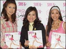 เปิดตัวนิตยสารน้องใหม่SHE s smart เอาใจผู้หญิงวัย 30