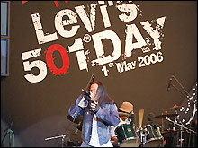 Levi's 501 Stay True