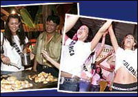 Singha Welcome Party สนุก สุดประทับใจเหล่าสาวงาม
