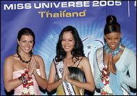 สาวงามจากทั่วโลกถึงไทย ชิมิสยูนิเวิร์ส