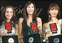 FHM's 100 Sexiest Women In Word 2005