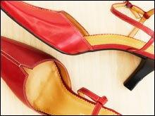 การดูแลรักษารองเท้า