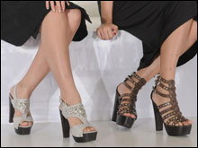 แฟชั่นโชว์รองเท้า Rotelli และ Torresin จากอิตาลี
