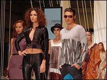 แฟชั่นโชว์ : Preview ELLE Fashion Week 2008 Autumn/Winter