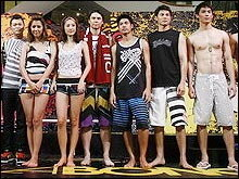 แฟชั่น : Billabong Spring Summer Fashion Show 2008