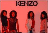 KENZO Autumn - Winner 2004/05