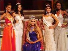 นางงามรัสเซียคว้า Miss World 2008
