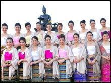 กิจกรรมเก็บตัวผู้เข้าประกวดนางสาวไทยปี 51