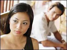 """ชีวิตแต่งงานที่ไร้สุข ทำให้""""แผล""""กายหายช้า แถมโรคภัยยังตามมาเพียบ"""