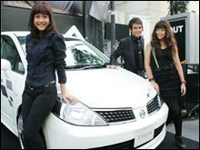 นิสสัน ทีด้า  จัด The Rhythm of the Night with Nissan Tiida Hatchback & VieTrio