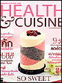 Health  & Cuisine : So Sweet