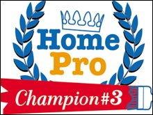 โฮมโปร ลุยจัดแข่งแต่งห้อง  HomePro Champion ปี 3