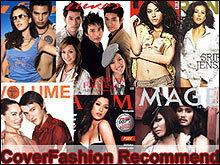 Cover Fashion Recommend : รวมเล่มเดือนพฤศจิกายน 49