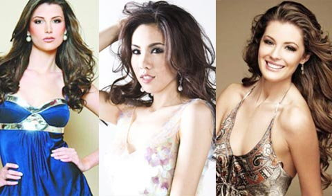เผยโฉมสาวสวยทั่วจักรวาล ร่วมชิงมงกุฎ Miss Universe 2009